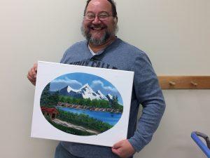 Hobby Lobby – Tuesday, Feb. 27, 2018 – Mountain Reflections